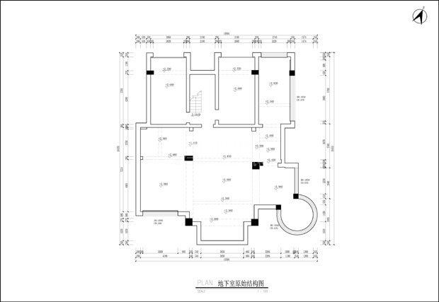 650平水榭花都欧式新古典别墅装修设计
