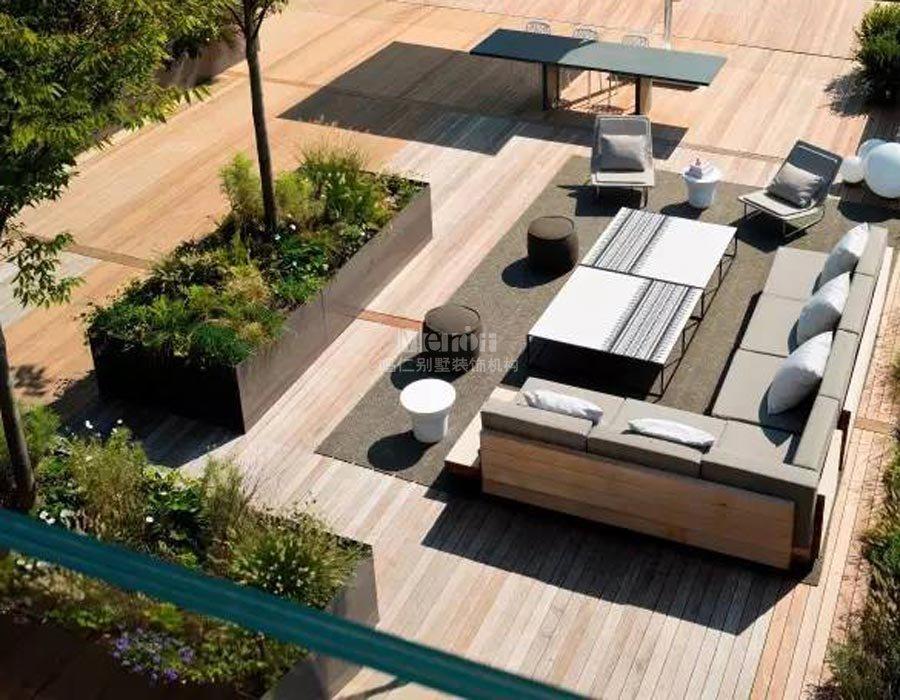 打造完美户外庭院谨记花园别墅别墅v庭院十要空间自创乐高图片