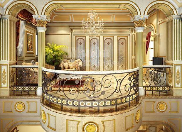 古典欧式风格设计说明