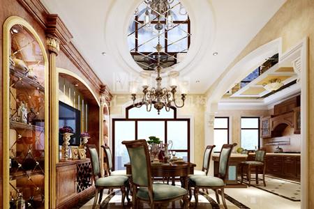 一 田园风格家具按地区可划分为四大流派 -别墅装修公司 高端别墅设计
