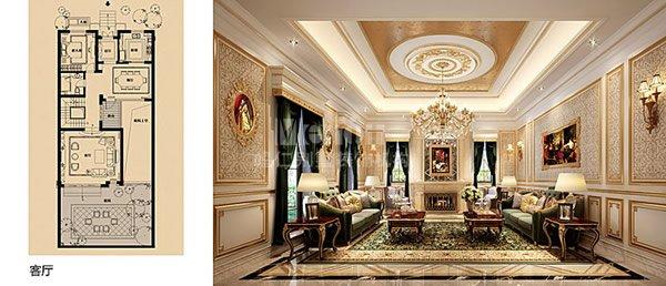 别墅装修公司_高端别墅设计装饰公司