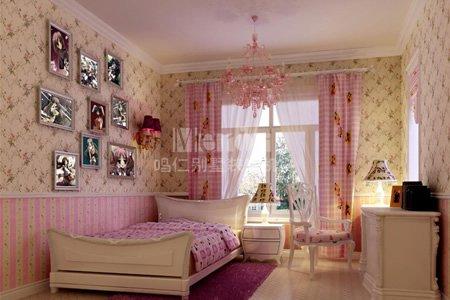 别墅儿童房装修效果图欣赏
