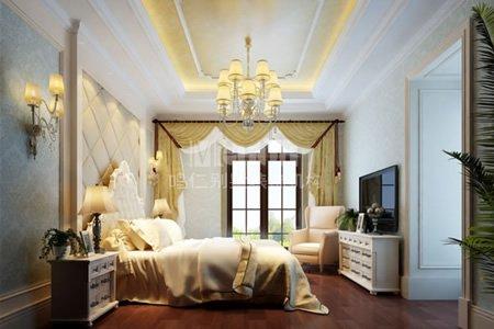 欧式新古典风格卧室