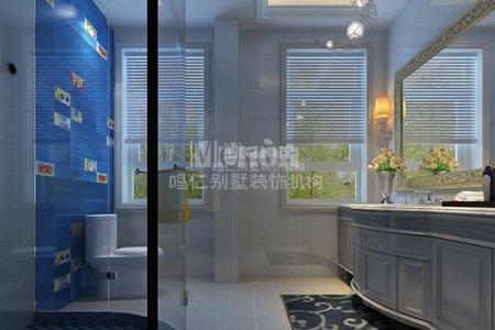 别墅卫生间装修之瓷砖优缺点解析