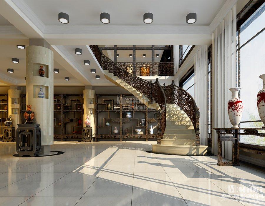 楼梯是别墅装修中必不可少的重要组成部分,楼梯的装修好坏也影响着别墅整体的设计,往往越是豪华的别墅,室内的楼梯越是气派,也是别墅当中吸睛的一个地方。在设计的风格上要跟整体的风格统一,切勿太过花哨,它在空间布局中有着相当重要的视觉效果。那么,别墅楼梯装修有哪些相关知识和安装技巧呢?