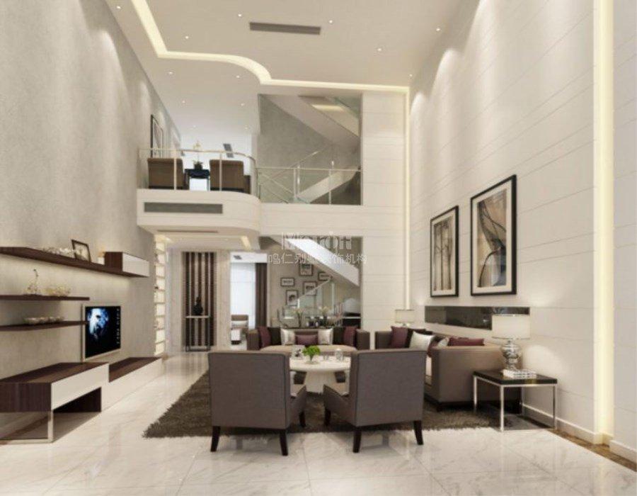 别墅装修设计之客厅风水
